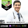 Artwork for Dr. Mauricio Gonzalez - Optimizing Your Health & Performance