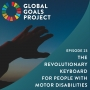 Artwork for The Revolutionary Keyboard for People with Motor Disabilities [Episode 23]