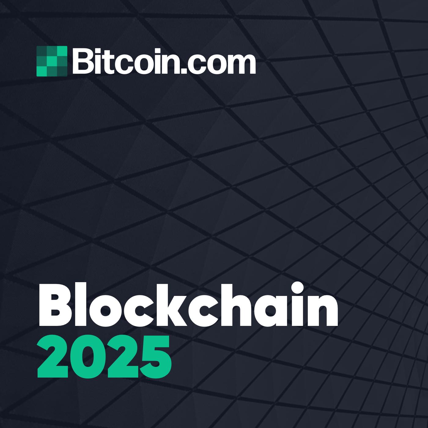 Blockchain 2025 show art