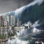 Artwork for Week 16-Spiritual Rants:  Tsunamis In The End Times