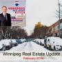 Artwork for Winnipeg Real Estate Market Update February 2019