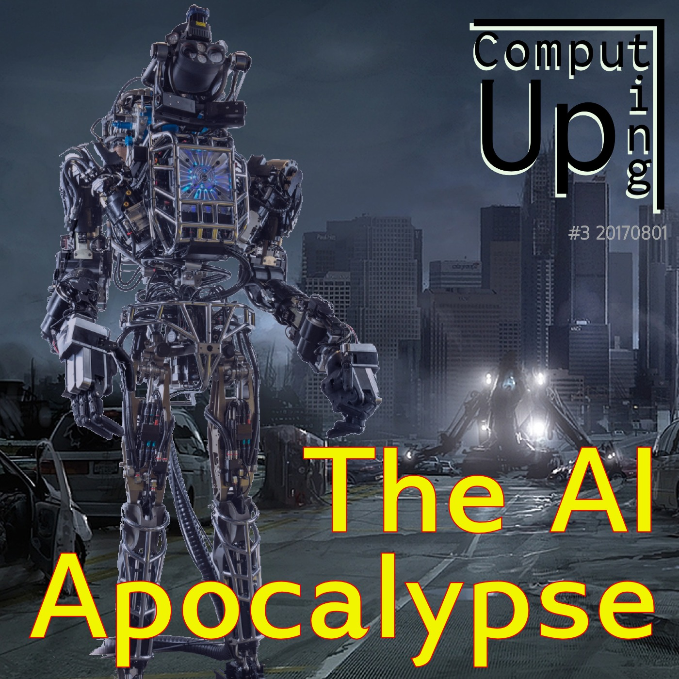 Artwork for The AI Apocalypse - Computing Up Third Conversation