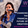 Artwork for 70 Changing the financial future of Creatives with Shotgun Tori