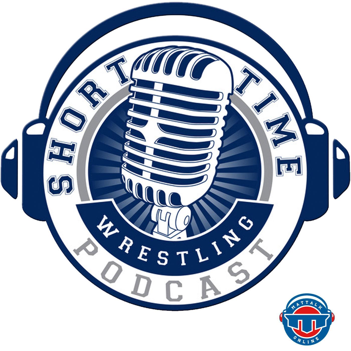 Short Time Wrestling Podcast show art