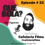 Artwork for Fresh or Phresh presents Que Bola Podcast Ep. 23 Cafeteria Film Studios