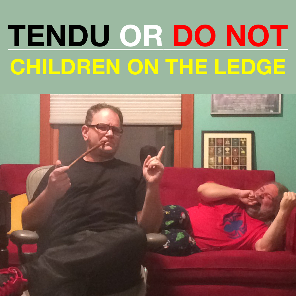 Tendu or Do Not: Children on the Ledge - Staffing Season Special
