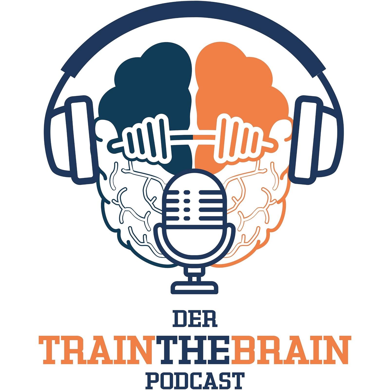 Der trainthebrain Podcast show art