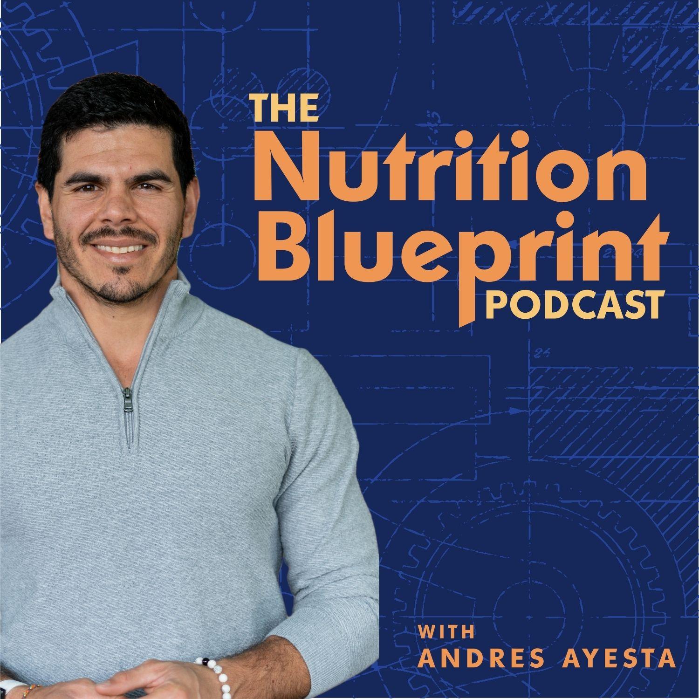 The Nutrition Blueprint Podcast show art