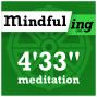 """Artwork for M#013 Sound 4' 33"""" Meditation"""