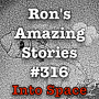 Artwork for RAS #316 - Into Space