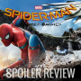 Artwork for Spider-Man: Homecoming Spoiler Review