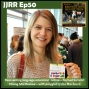 Artwork for JJRR Ep50 Reinventing language education online - Nomad Summit Chiang Mai Review - with polyglot Ly ́dia Machova ́