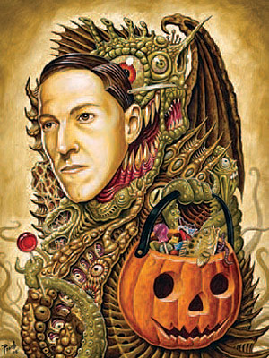 6. In the Mouth of Madness & Dagon - Lovecraft in Cinema