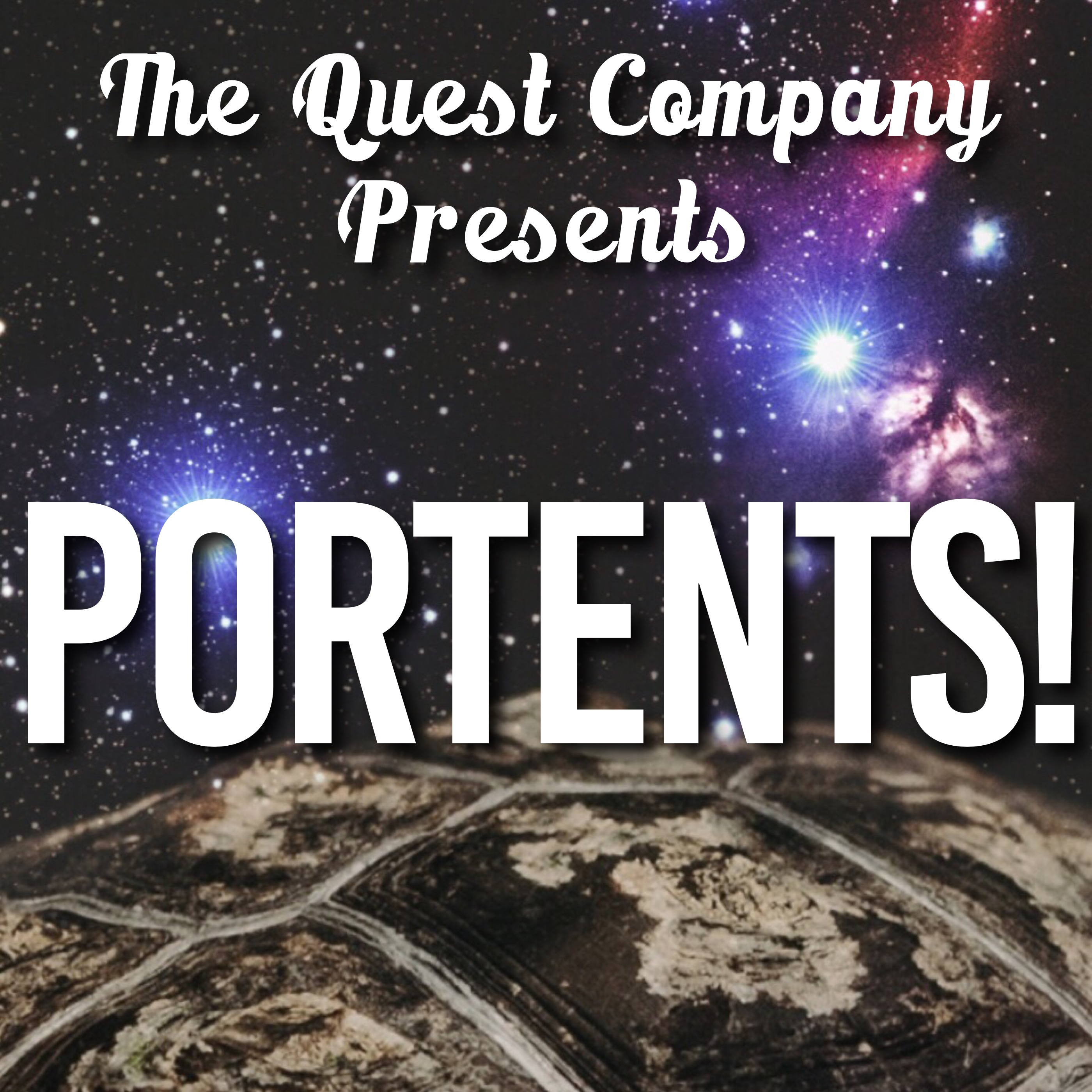 Artwork for PORTENTS! Episode 2: The Odour of Magick