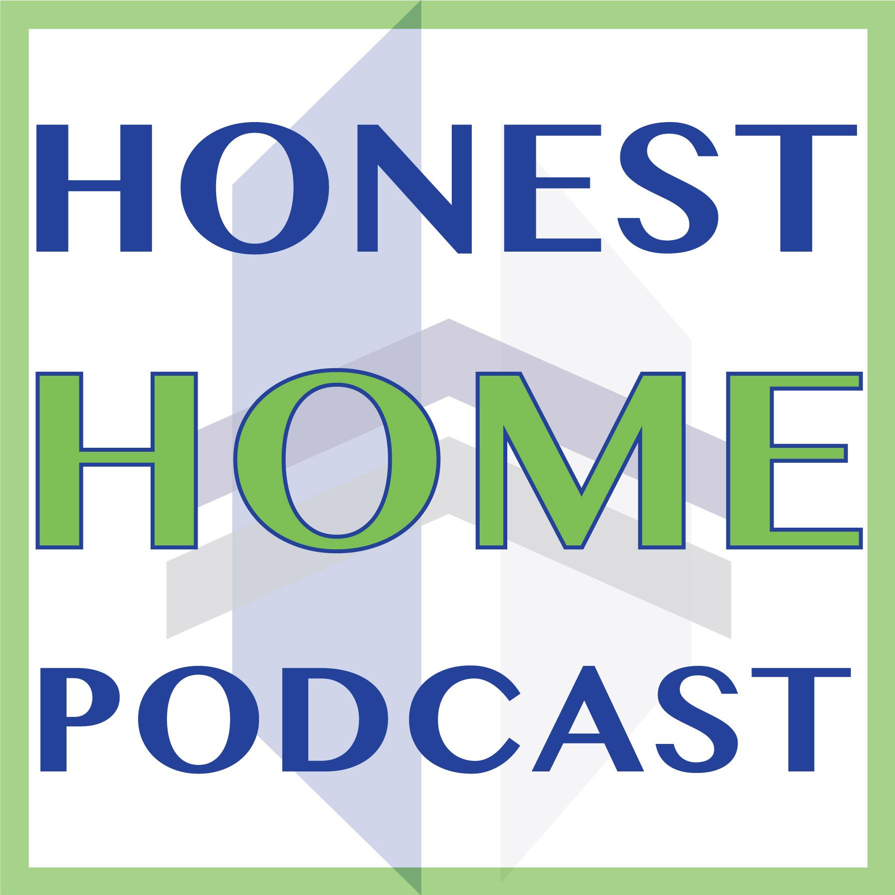 Honest Home Podcast show art