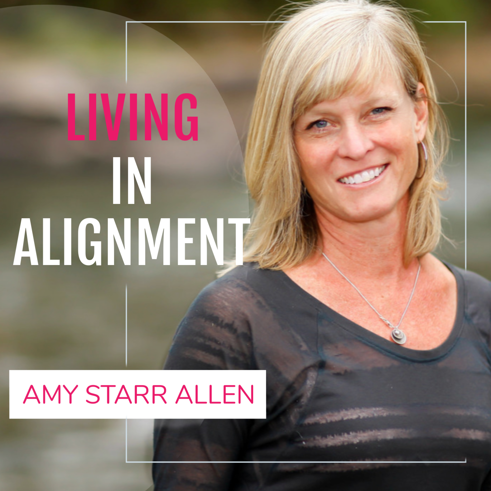 Living in Alignment show art