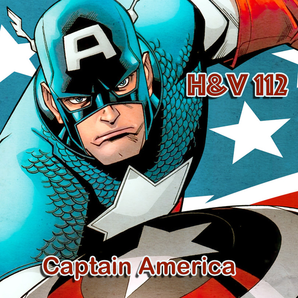 112: Captain America with Dan Ritchie