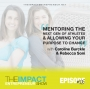 Artwork for Ep. 105 - Mentoring the Next Gen of Athletes & Allowing Your Purpose to Change - with Olympians Caroline Burckle & Rebecca Soni of RISE Athletes