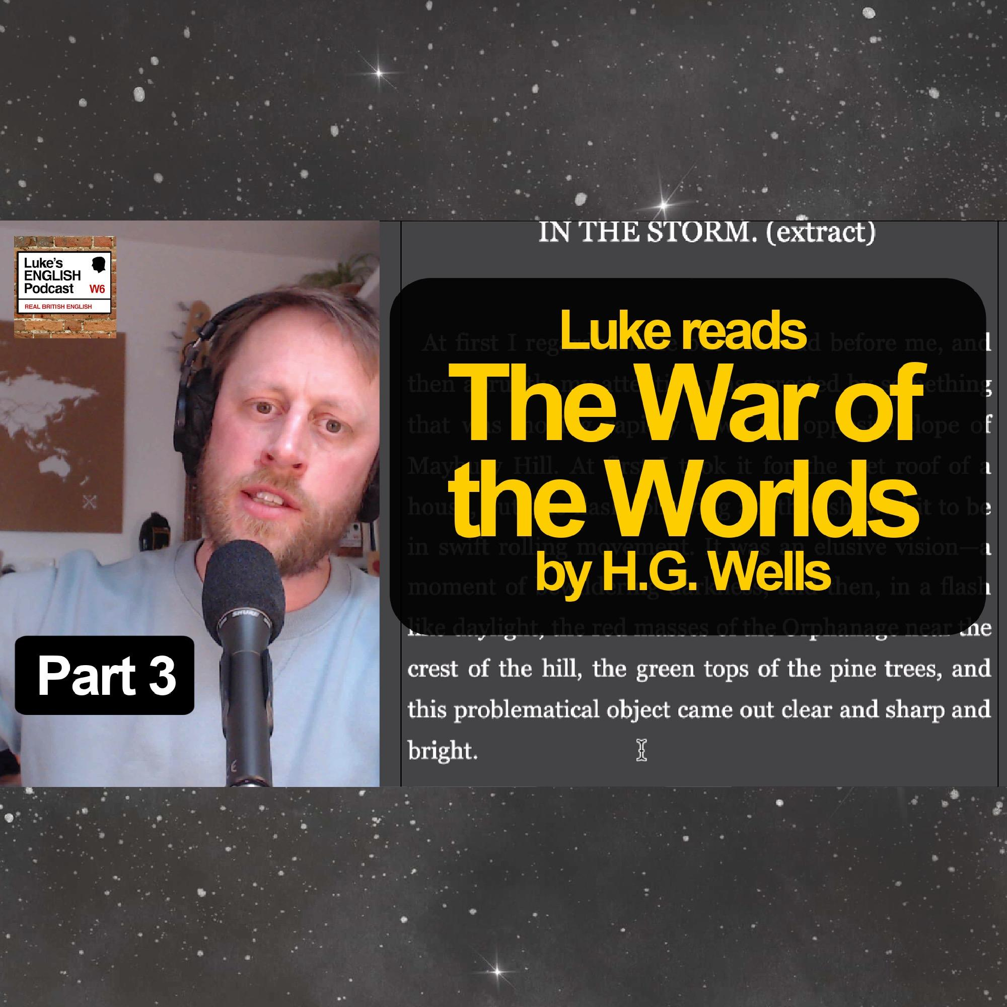 736. The War of the Worlds [Part 3] Learn English with Stories