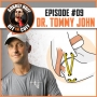 Artwork for Off the Cuff with Aubrey Cuff #9: Dr. Tommy John