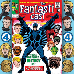 Episode 52: Fantastic Four #46 - Those Who Would Destroy Us