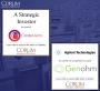 Artwork for Tech M&A Monthly: Field Reports - CodeMetro and Genohm