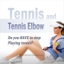 Artwork for Playing Tennis With A Tennis Elbow Injury