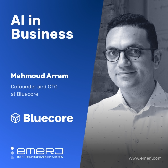 Streamline Your AI Business Case and Target True Problems, Not Toy Problems - with Mahmoud Arram of Bluecore