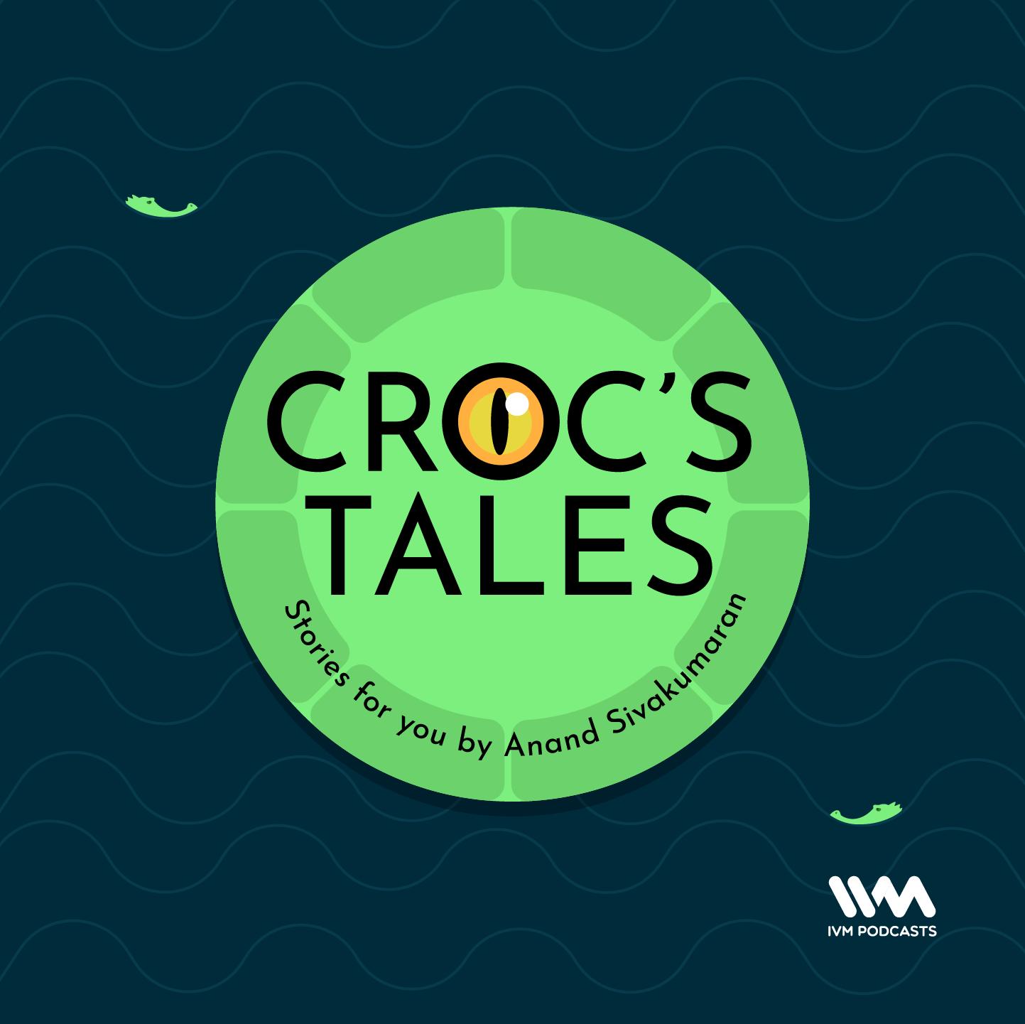 Croc's Tales show art
