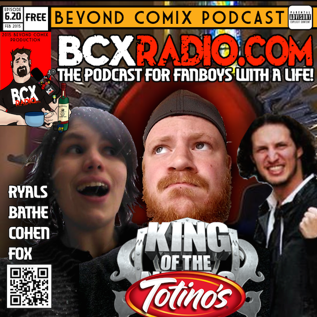 BCXradio 6.20 - King of the Totino's