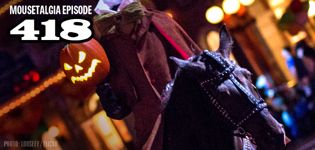 Mousetalgia Episode 418: Mickey's Halloween Party