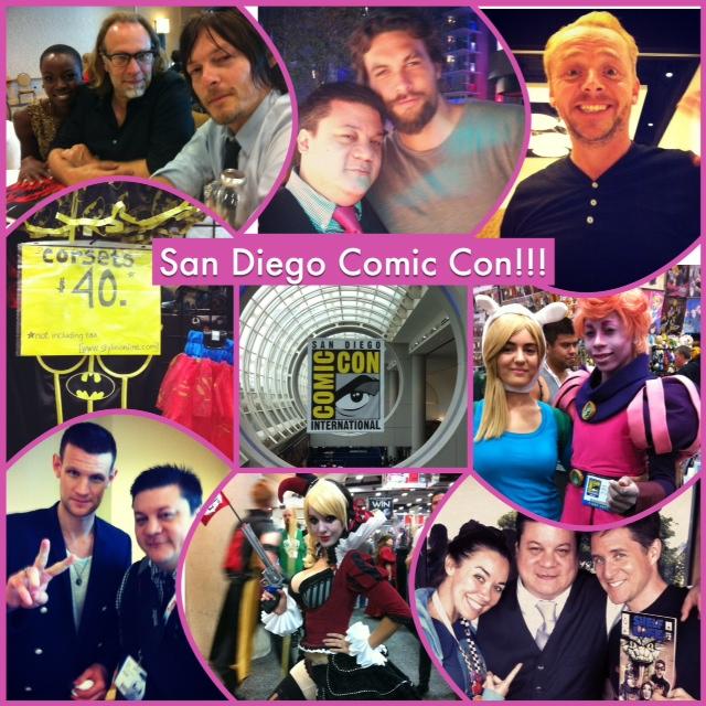 Episode 484 - San Diego Comic Con Recap!