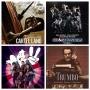 Artwork for Week 06: (Cartel Land (2015), Ghostbusters (1984), Ghostbusters II (1989), Trumbo (2015))