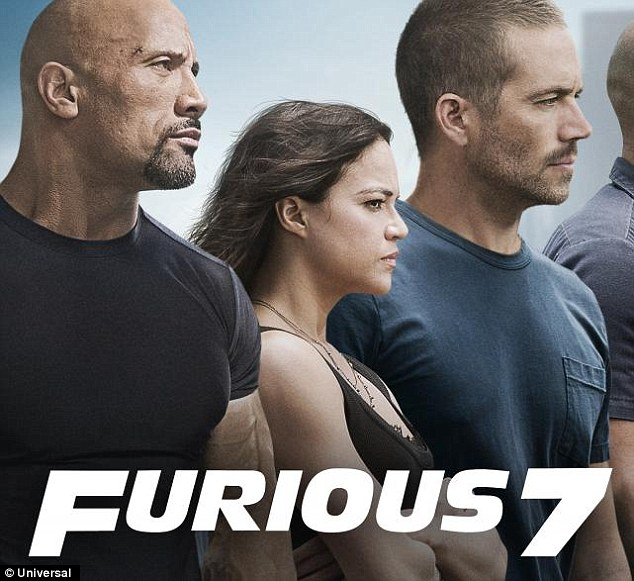 Furious 7 / Movie Cars