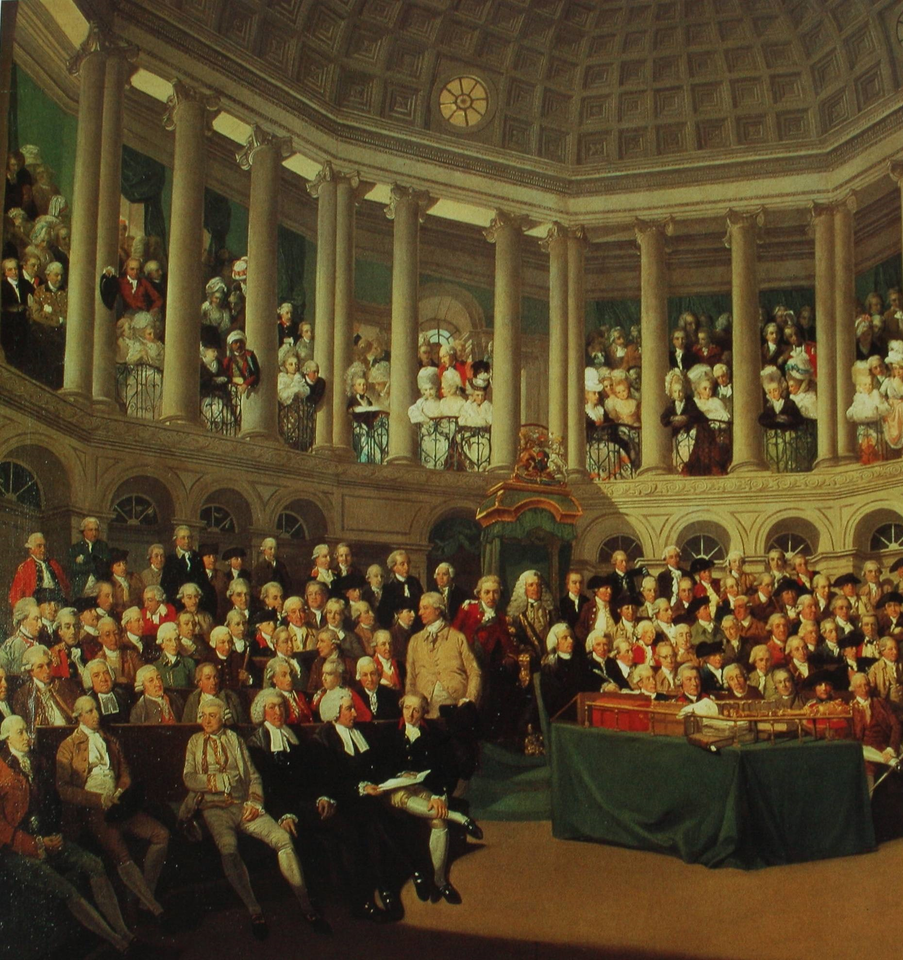 Storming The Parliament: The 1759 College Green Riot