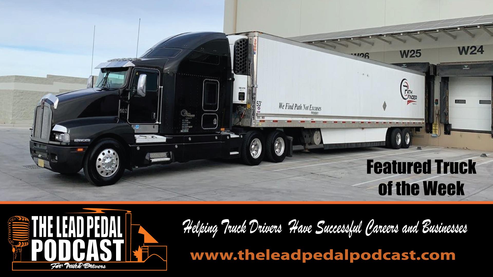 Black Twin Rigs Truck