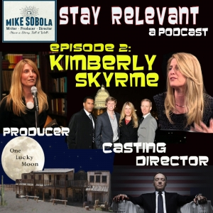 Stay Relevant: House of Cards and Kimberly Skyrme