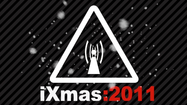 Artwork for iXmas 2011