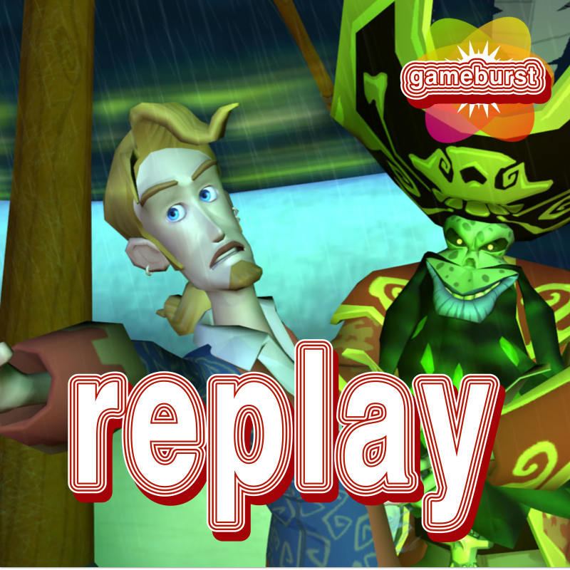 GameBurst Replay - Tales of Monkey Island