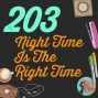 Artwork for 203 Night Time Is The Right Time