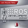 Artwork for RDP 040: Animating Industrial Robots with Blender with Alexander Rossler