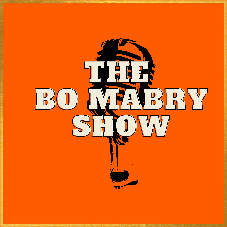 The Bo Mabry Show show art