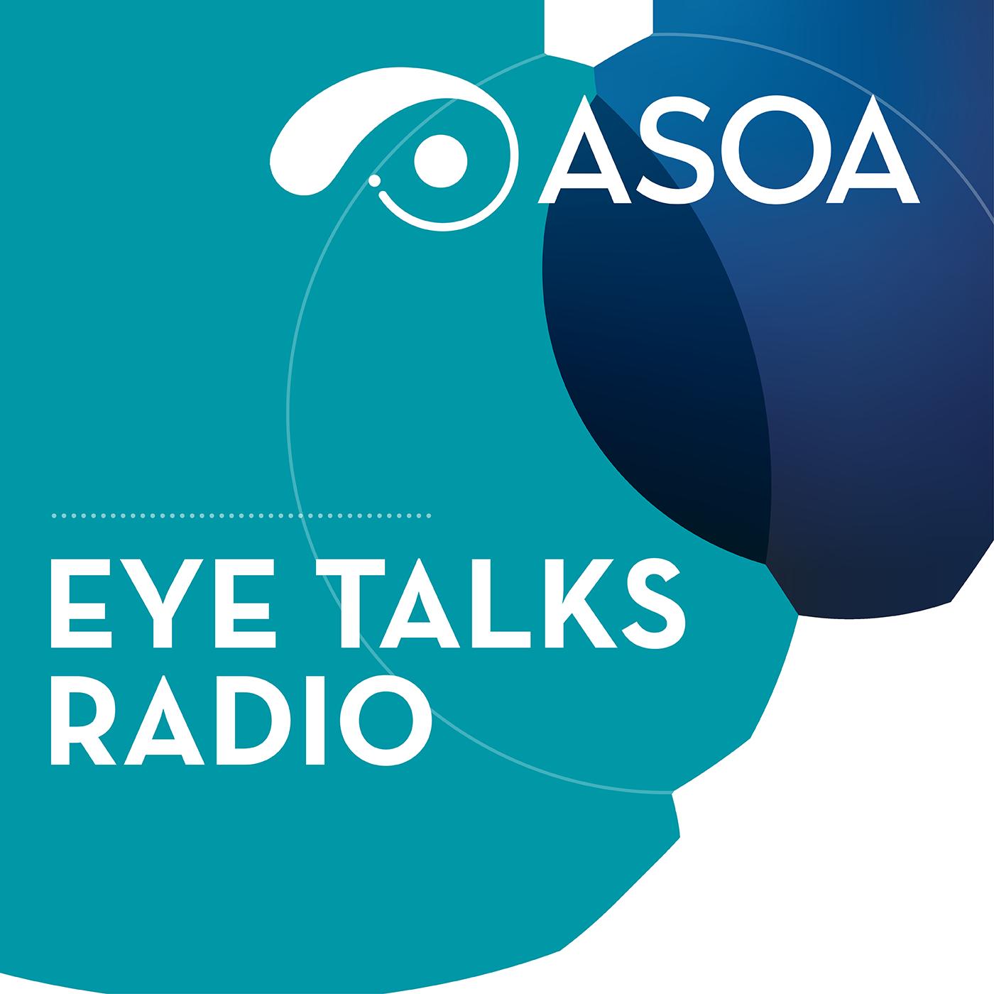 ASOA EyeTalks Radio show art