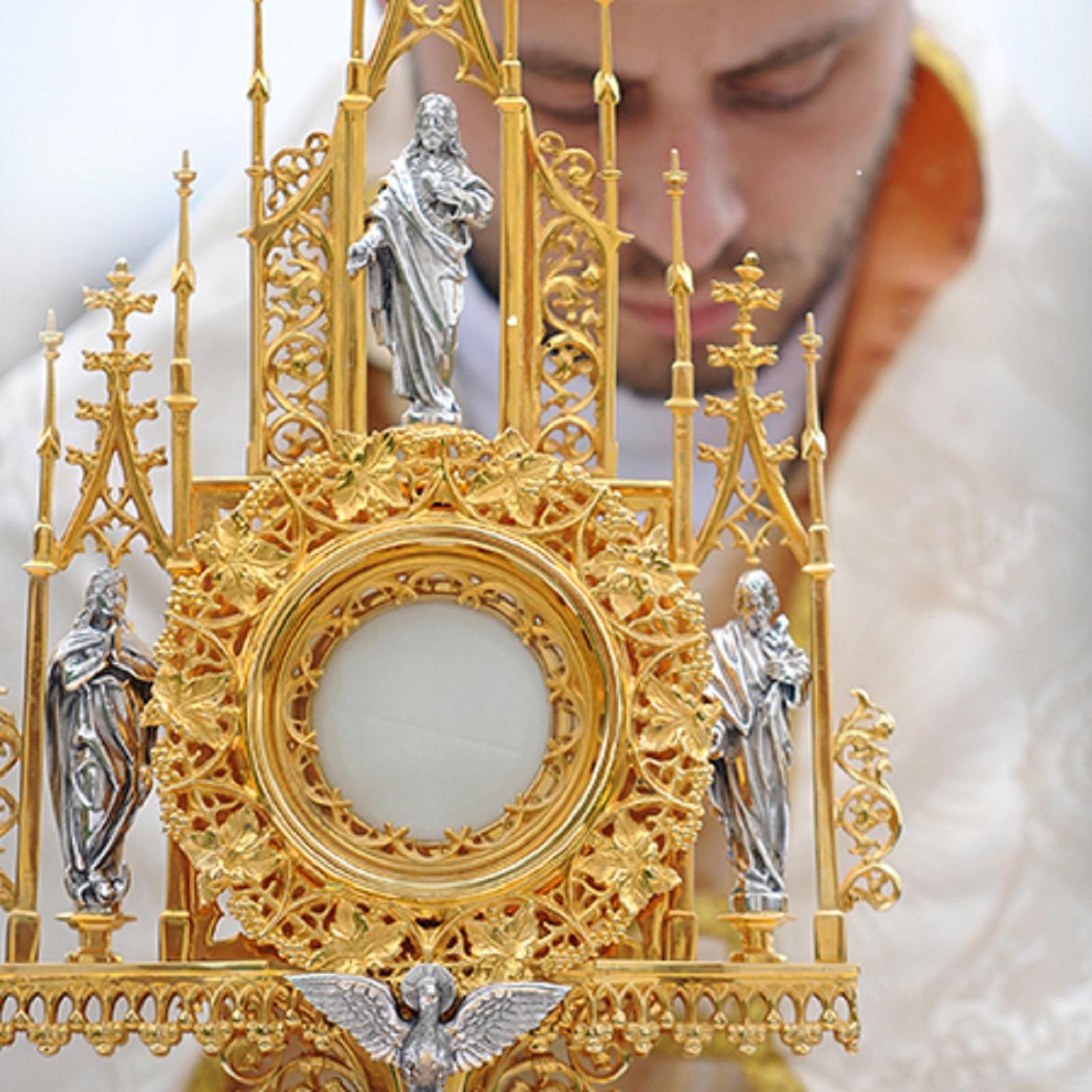 Fr. Craig Giera/Homilies show art