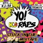 Artwork for stuck in the 90s mixtape by @djpromote side a