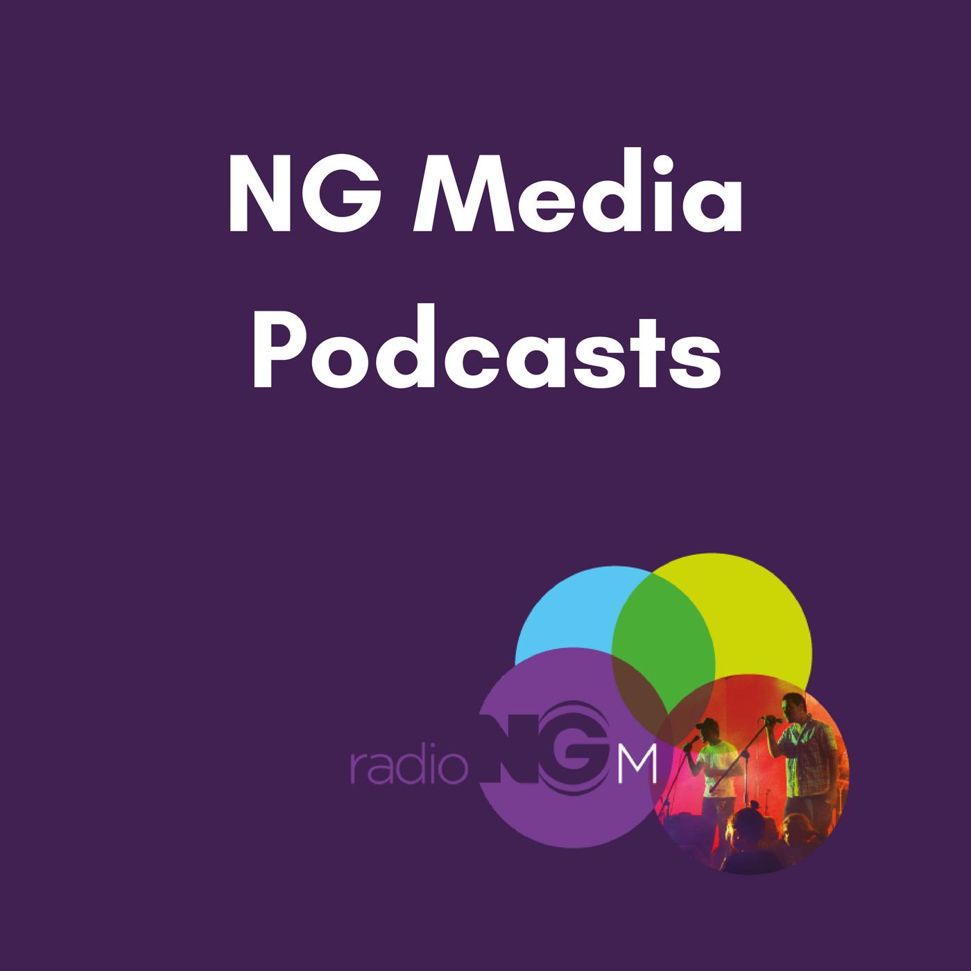 NG Media Podcasts show art