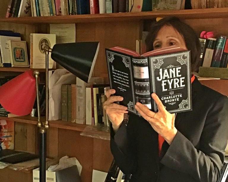 Laura Ramos lee Jane Eyre