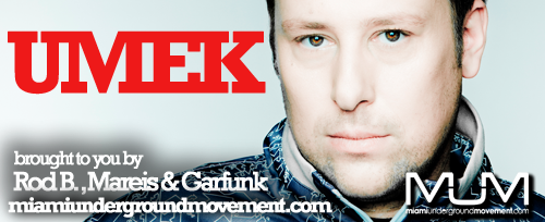 Miami Sessions presents Behind the Iron Curtain with: UMEK - Episode 188