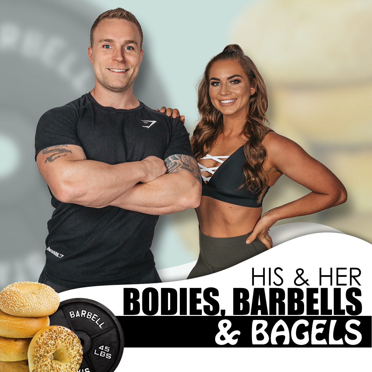 Bodies Barbells and Bagels show art