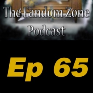 All Alone Now Ep 65 - The Fandom Zone